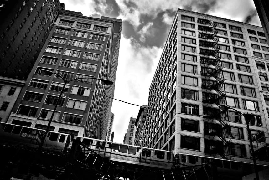 Carlos Ruiz - Chicago L Train