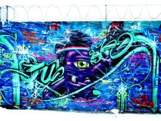 Gabe Vasquez - Blue Wall
