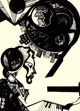 Kara Searcy - Mind, Cover Art Spring 2012