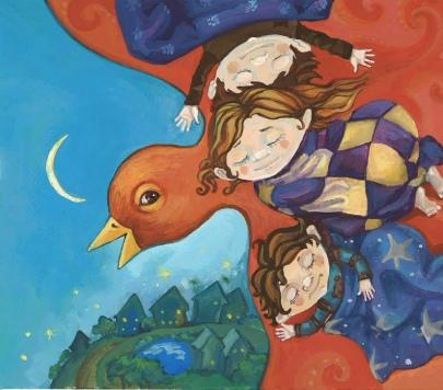 Zaryana Bezu - Bird