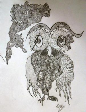 Owl - Melissa Reisetter