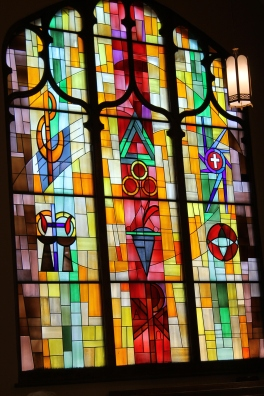 Stained Glass - Cassie Ruud